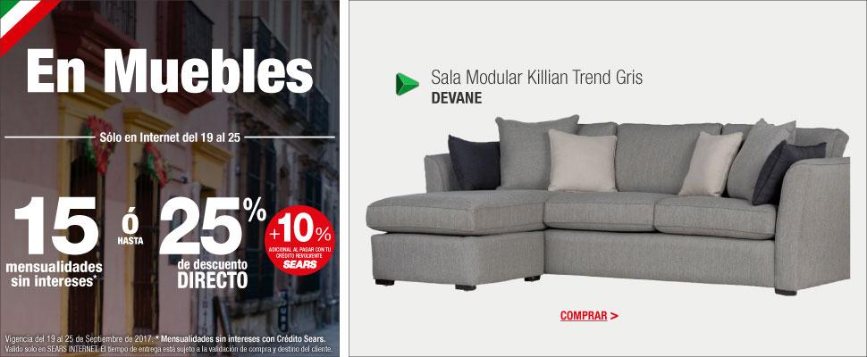 Sears Online – Zona Mágica / 13 MSI ó 20% de descuento directo + 10 ...